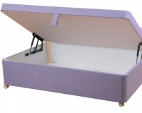 Clayton divan bed bases bedrooms and beds for 90 x 200 divan base